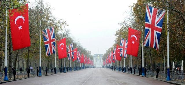 Τουρκία και Ηνωμένο Βασίλειο: Οι καινούριοι καλύτεροι φίλοι;