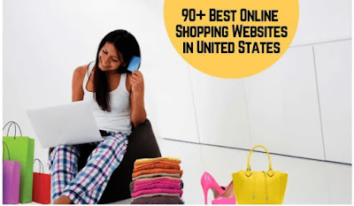 90 Best Online Shopping Websites in United States