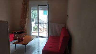Ενοικιάζεται διαμέρισμα 55 τ.μ. στο Συνοικισμό. Τιμή 290€