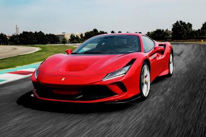 2020 Ferrari F8 Tributo Review