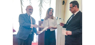 "XIV edizione ""StudentNaval Architect Award"""
