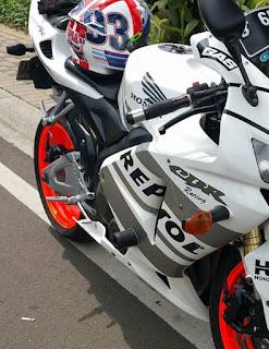 Honda CBR600RR Tahun 2005