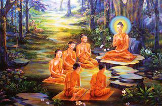 Dharm Chakra Pravartan Sankshipt Budhcharit