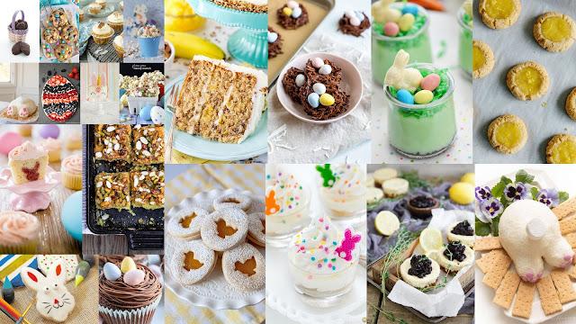20 Festive Easter Desserts | Taste As You Go