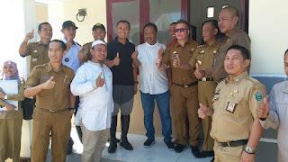 Bupati Takalar Kunjungi Perumahan Khusus Nelayan di Desa Lagaruda