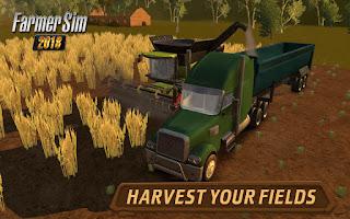 Farmer Sim 2018 Mod