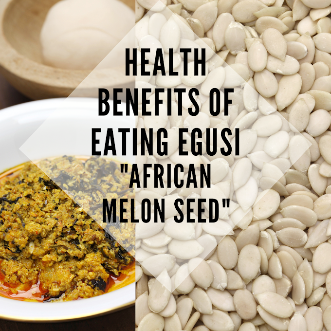 Why You Should Eat More Egusi (African melon seed) To Boost Your Immune System | Health Benefits of Egusi