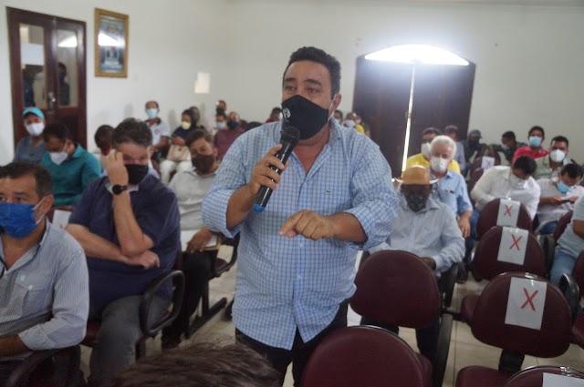 Chefe de Gabinete de Itanagra enaltece integração dos prefeitos da região e destaca atuação do gestor municipal
