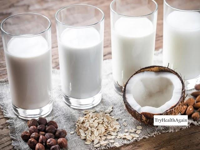 Weight Loss with Vegan Diet: 3 vegan milks to lose weight