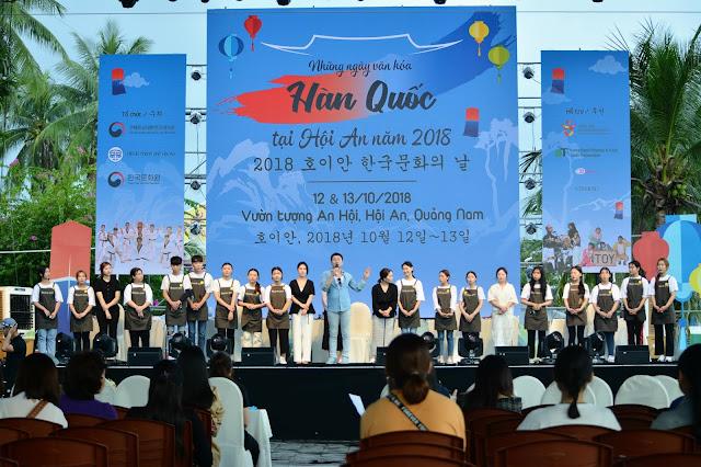 """""""Những ngày văn hóa Hàn Quốc tại Quảng Nam"""", Hội An 2019"""