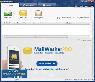 Screenshot MailWasher Pro 7.11.5 Full Version