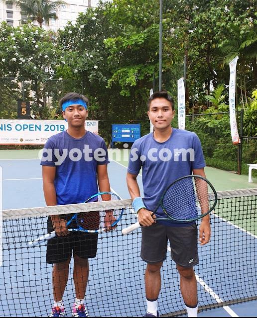 Tole Melaju ke Babak 2 Tennis Open di Jakarta, Gugun Tumbang