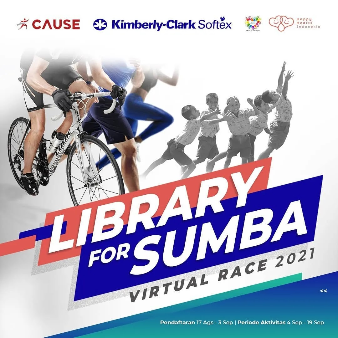 Library for Sumba Virtual Race • 2021