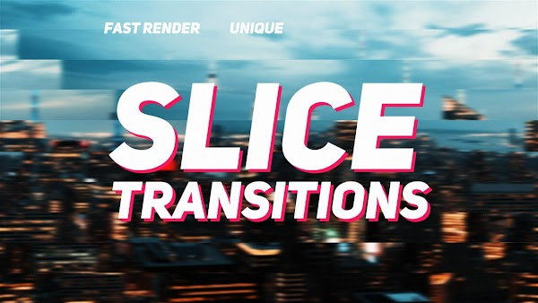 Slice Transitions - Premiere Pro Presets | Motionarray 227300 - Free download