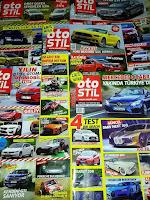 Türkiye nin tek dergisi haftalık otomobil dergisi olarak