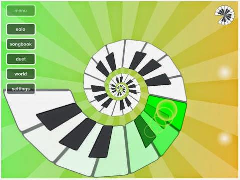 Piano Magic para crianças