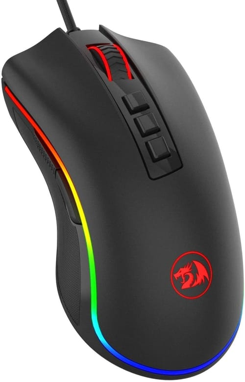 Review Redragon M711 Cobra Gaming Mouse