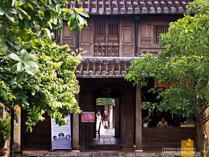 Hoi An Ancient Town Vietnam Old Houses