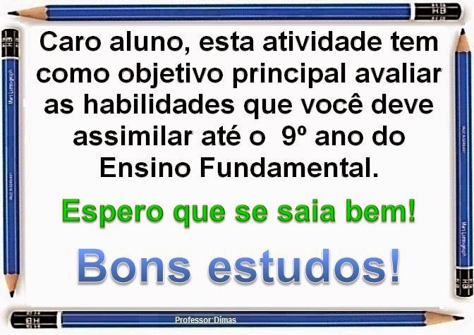 http://pt.slideshare.net/edimarlsantos/reviso-geral-do-ensino-fundamental-de-acordo-dom-o-cbc