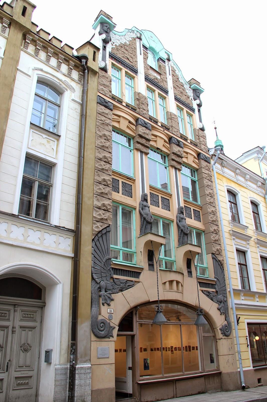 Draakoni Gallery Tallinn Estonia