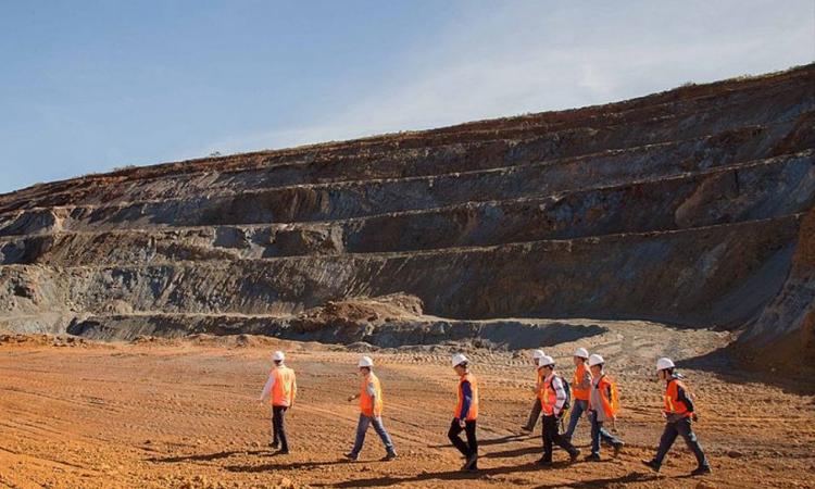 Bamin realiza as primeiras exportações de minério de ferro em Caetité