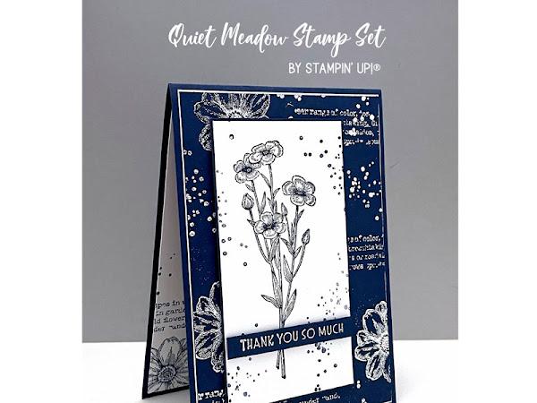 Top Ten International Highlights Winners Blog Hop April 2021   Quiet Meadow Stamp Set