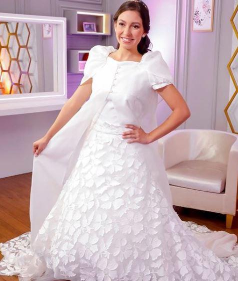 Vestido noiva freira no fabrica de casamentos