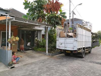 Jasa Angkutan Truk Pindahan Semarang