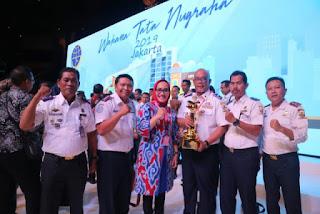 Kota Cirebon Kembali Raih Piala Penghargaan Wahana Tata Nugraha