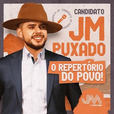 JM Puxado - O Repertório do Povo! - Promocional de Novembro - 2020