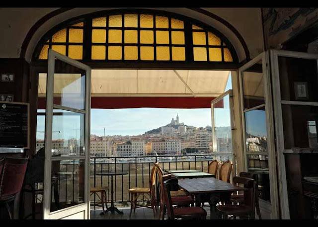 Bares em Marselha