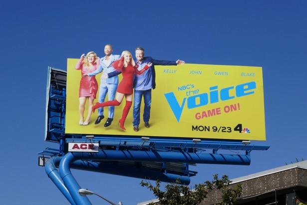 Voice season 17 billboard