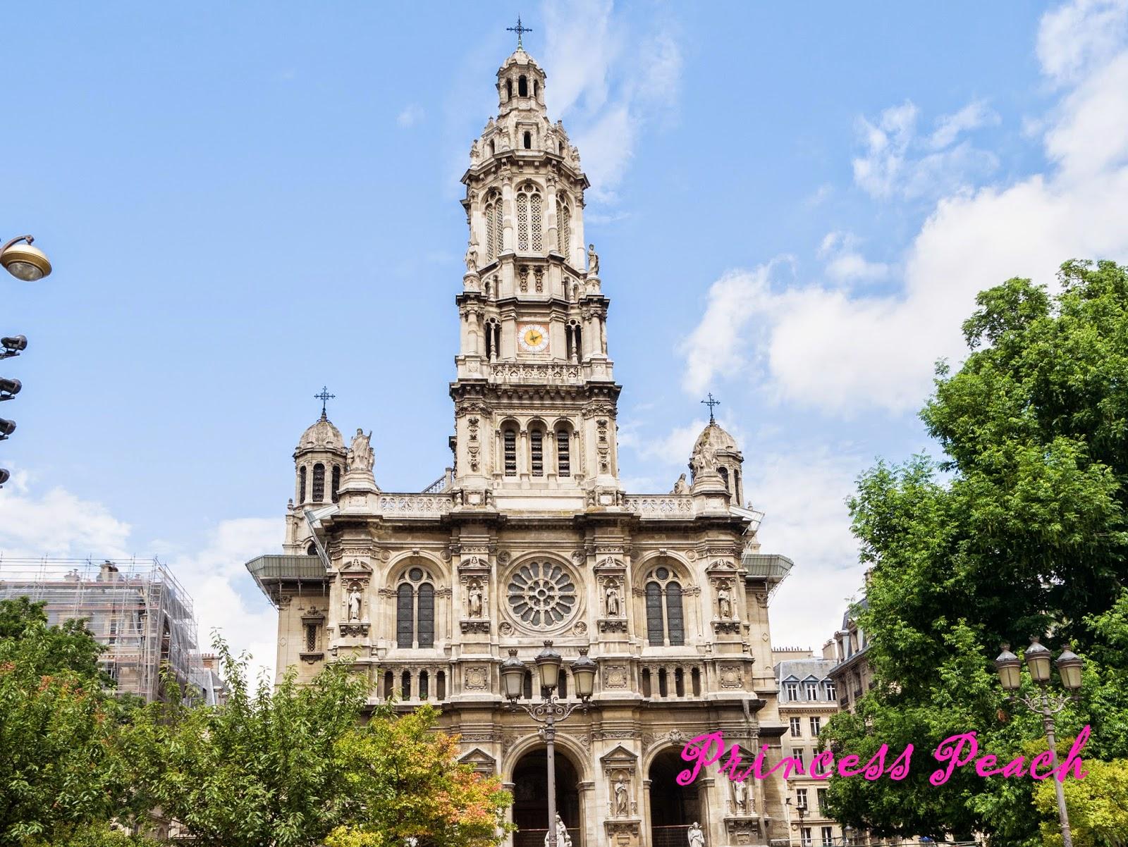 巴黎天主聖三教堂