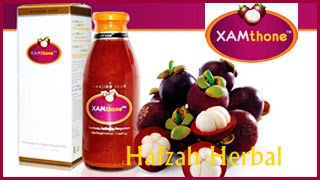 Xamthone plus jus kulit manggis di hafzah herbal