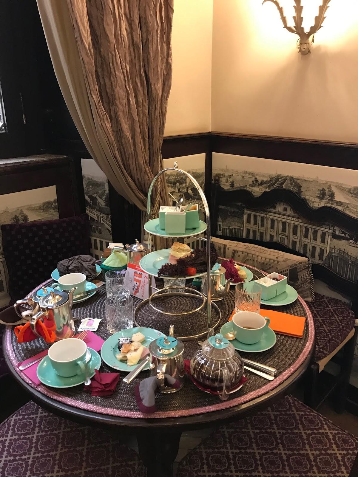 Barb's Tea Shop: Babington's Tea Room in Rome: Our visit ...