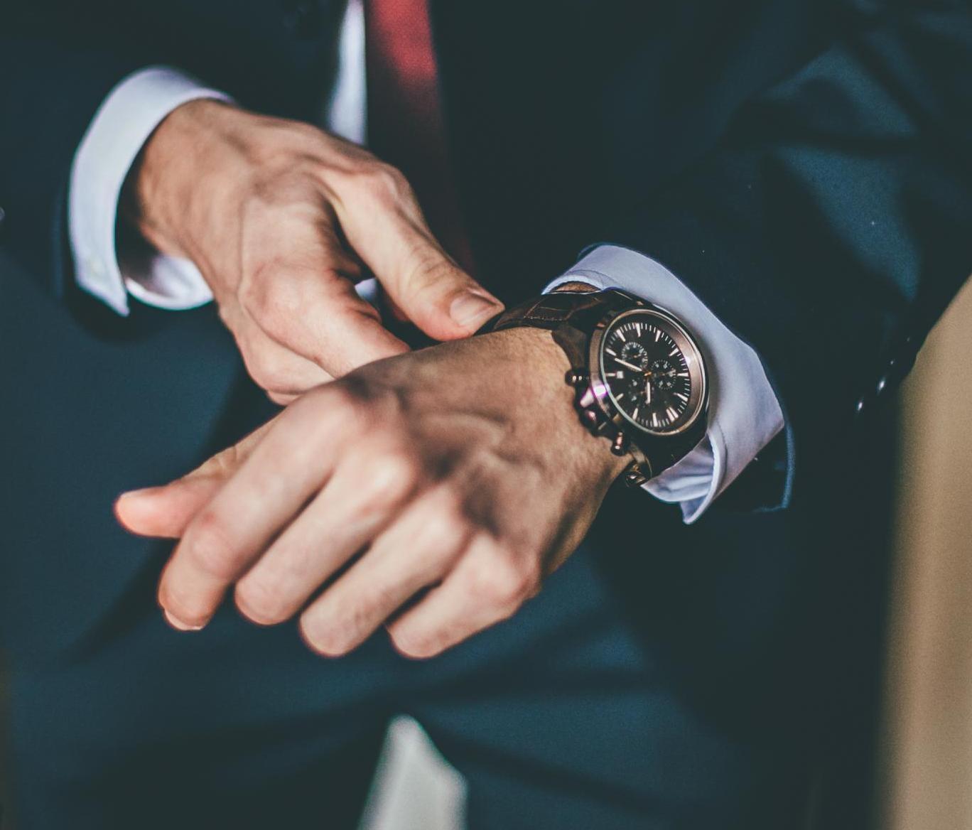 Stylish Wristwatch DP 2019