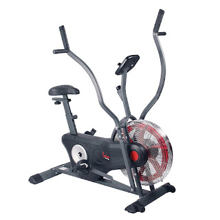 Sunny Health & Fitness SF-B2640 Air Bike Trainer, image, review features & specifications plus compare with SF-B2706, SF-B2618 and SF-B2621