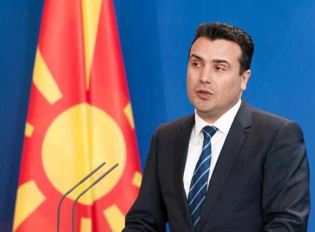 Ζάεφ: Η Ελλάδα αναγνωρίζει τη «μακεδονική γλώσσα» με τη Συμφωνία των Πρεσπών