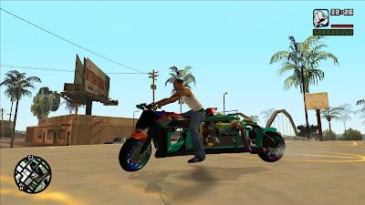 GTA San Andreas Prototype Bikes Pack Latest Version
