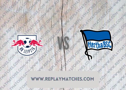 RB Leipzig vs Hertha Berlin Highlights 25 September 2021