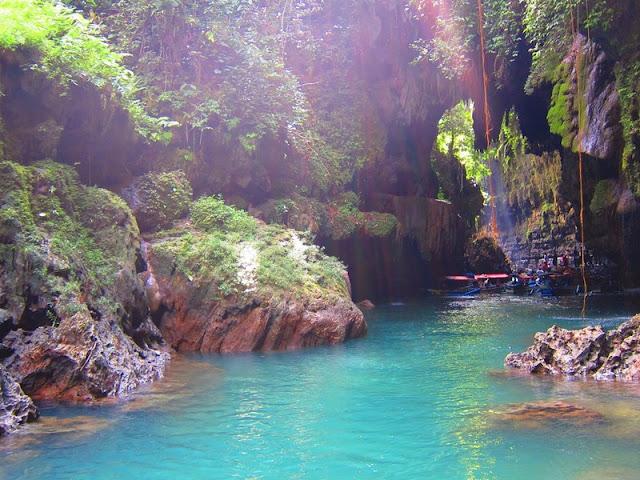 green canyon, green canyon jawa barat, foto terbaru green canyon jawa barat