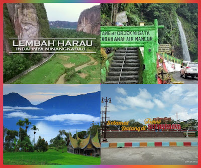 Tempat Wisata Padang yang Mendunia