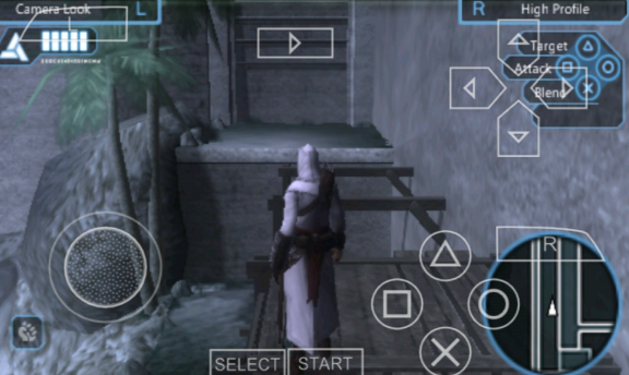 Assassin's Creed Bloodlines PPSSPP Iso Highly Compressed