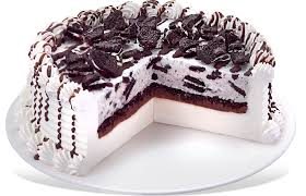 Dairy Queen GF ice cream cake recipe