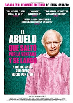 El Abuelo Que Saltó Por La Ventana Y Se Largó 2 2016 DVDCustom HDRip NTSC Latino
