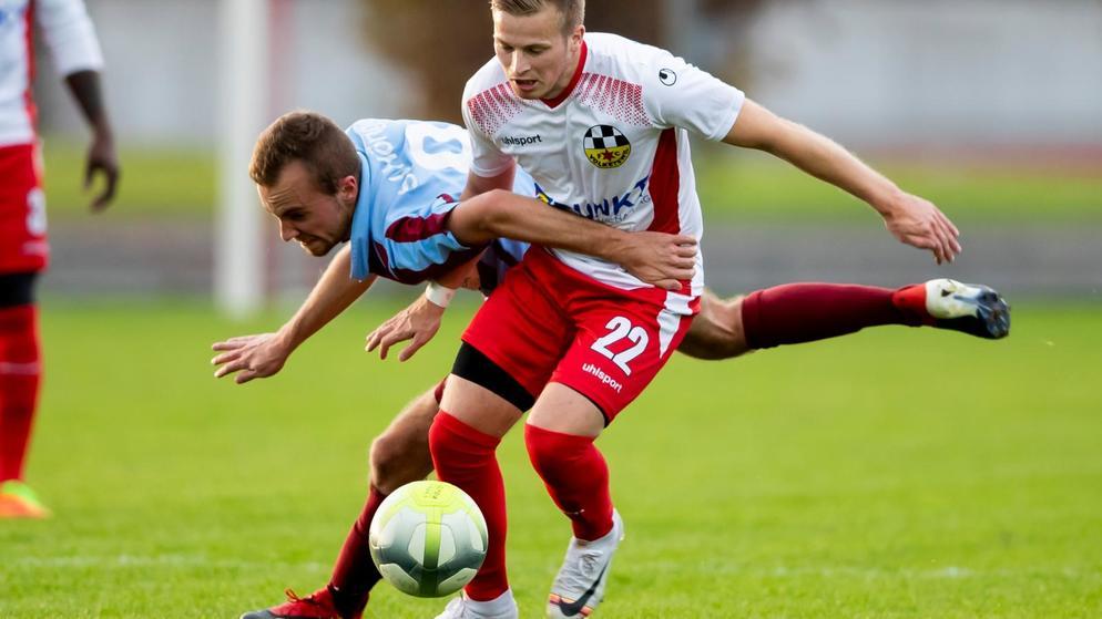 Adam Durowicz w FC Volketswil