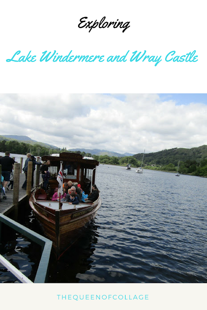 Exploring Lake Windermere and Wray Castle