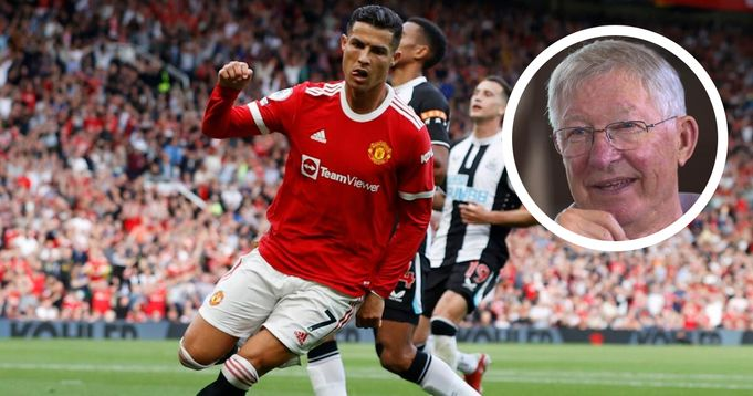 Sir Alex confirms Playing major  role in Ronaldo transfer to Man United