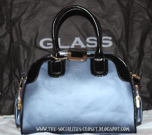 Luxury Handbags From Glass Handbag