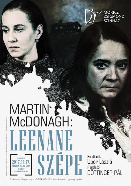 Leenane szépe - plakát